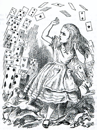 Alice and the Cards