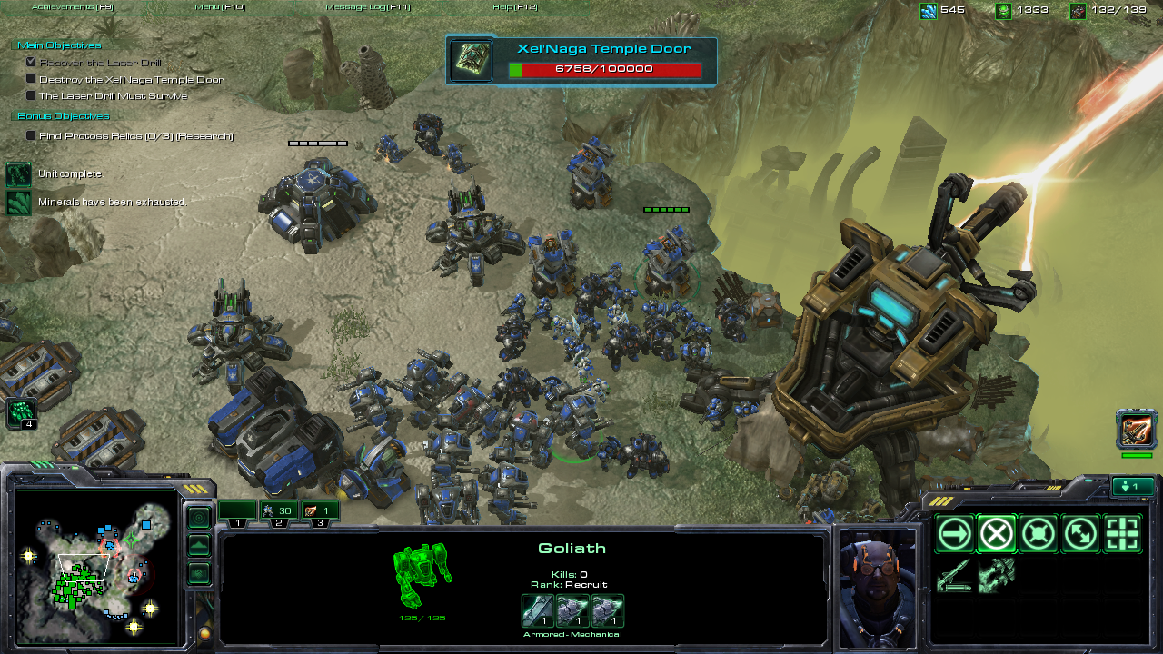 Starcraft II: Wings of Liberty Walkthrough, Difficulty Guide