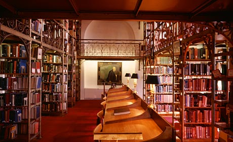 Andrew Dickson White Library