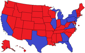USA Map Extreme Win
