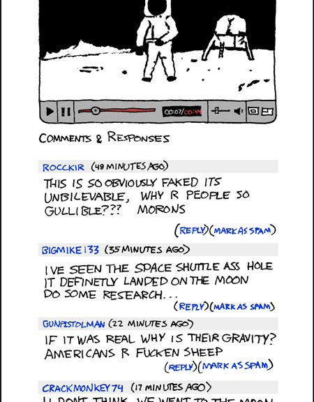 Xkcd Youtube