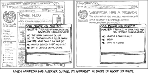 xkcd Extended Mind