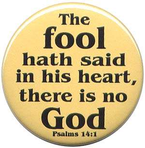 atheists-are-fools