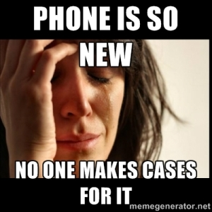 Image result for first world problems