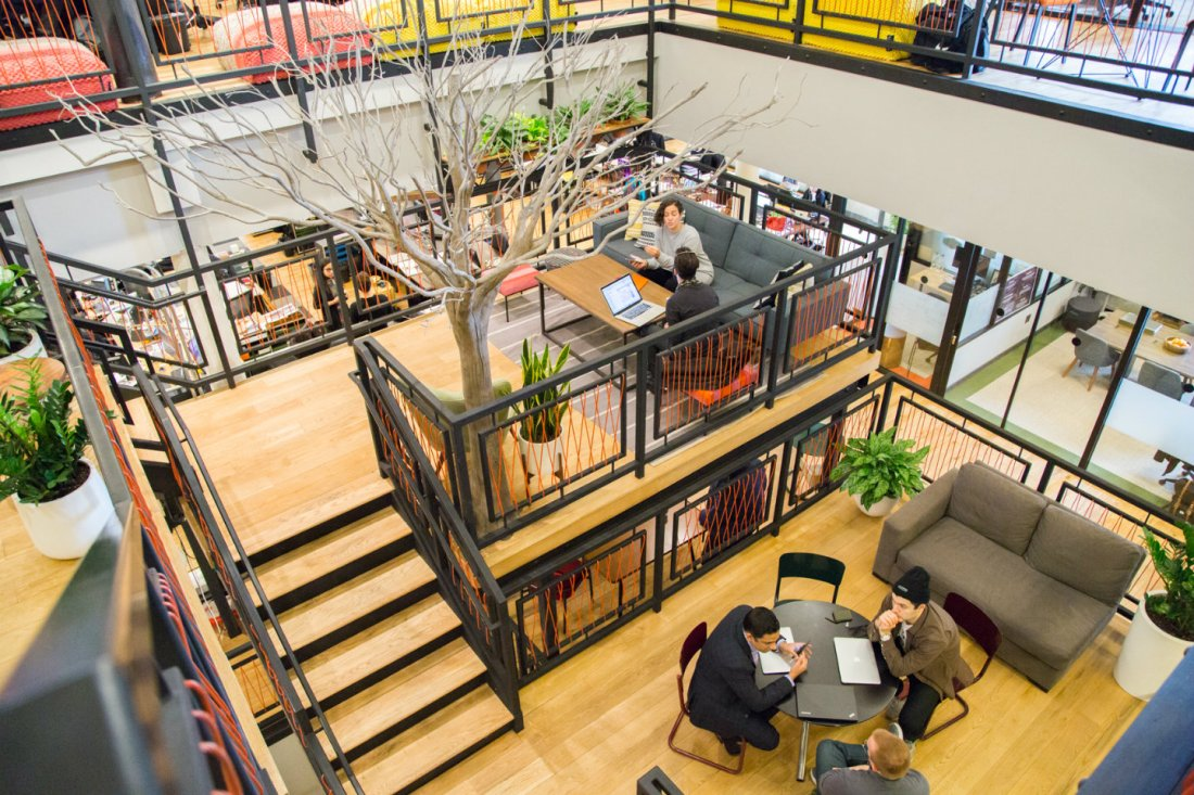 WeWork-office